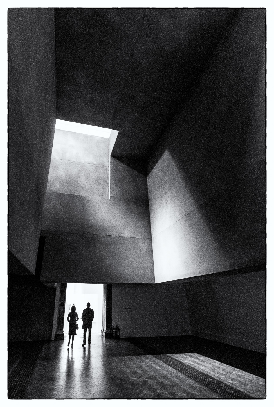 Sensing Spaces; Royal Academy :: Image © Allan Harris