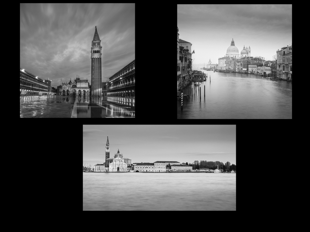 """Dawn to Dusk, Venice"" :: Image (c) Carol Emmott :: All Rights Reserved"