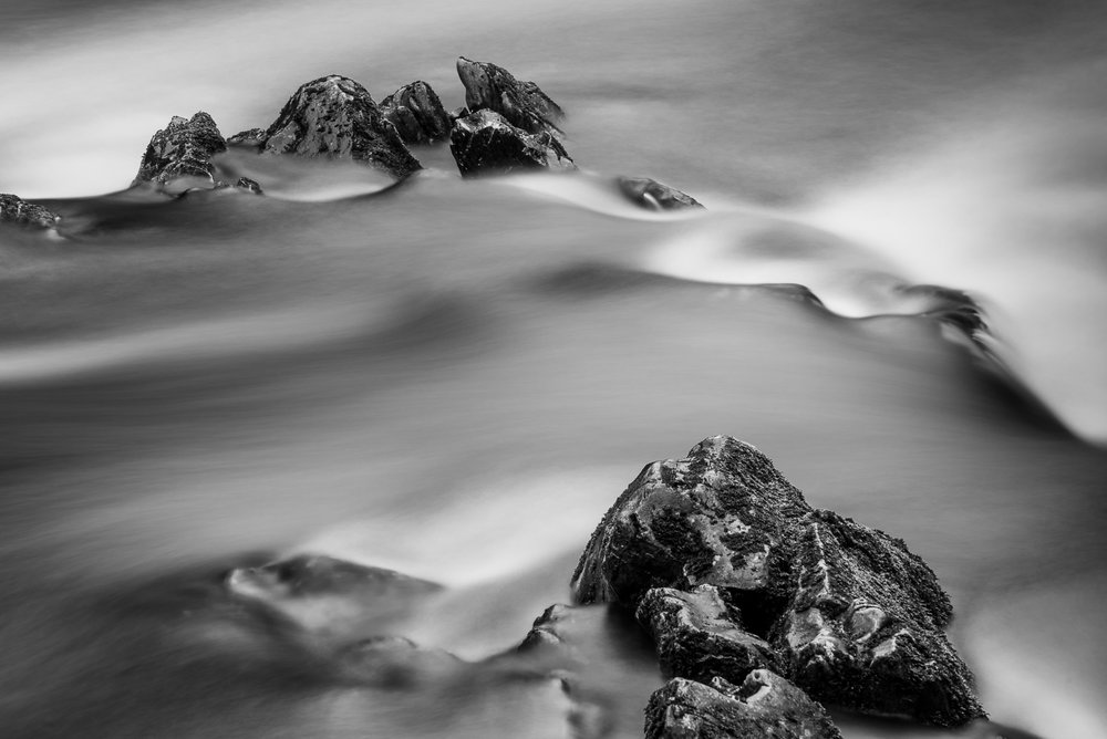 Rock and River:: Morris Gregory