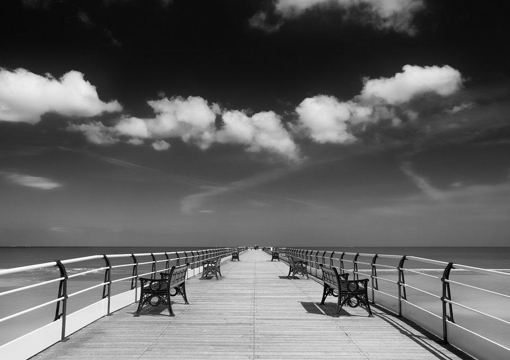 Saltburn Pier :: Alison Taylor