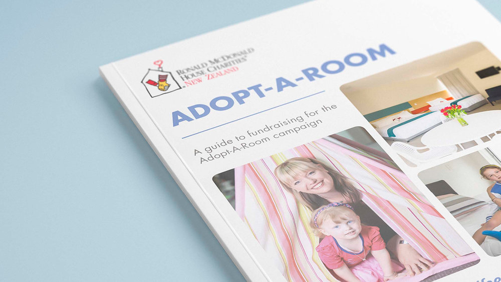 Ronald McDonald House Charities - Print, Photo, Video