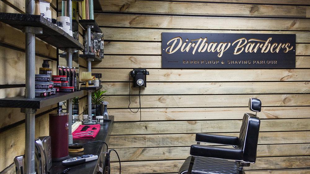 Dirtbag Barbers
