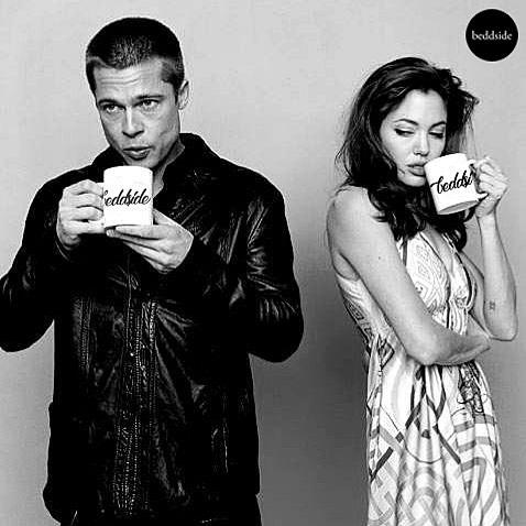 Mr. & Mrs. #beddside.