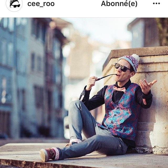 Un joli honneur pour michel d'habiller Cee-Roo, notre incroyable DJ biennois! www.michelcouture.ch #ceeroo #ambassadeur #menswear #mode #modehomme #swissmade #swissfashion #bowtie