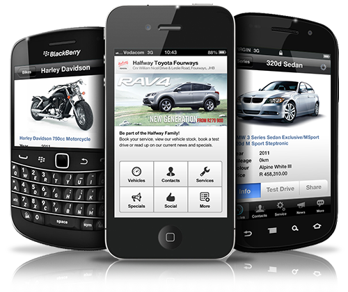 Dealership apps for iPhone Android & Blackberry.png