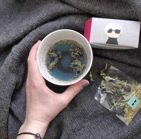 Little Pleasures - Collection of tea boxes