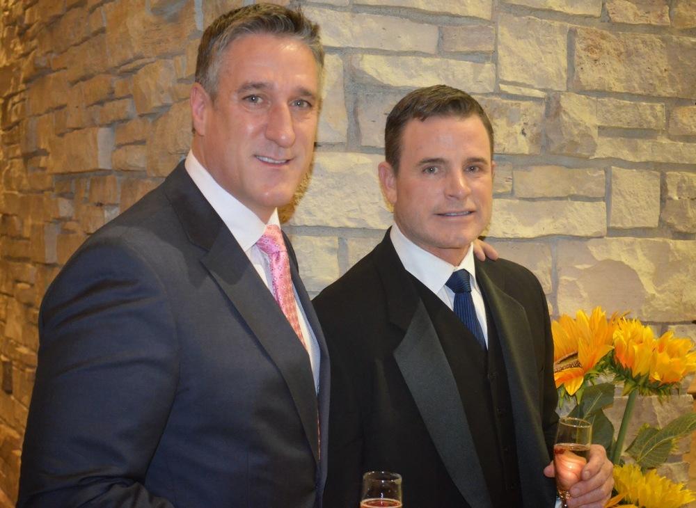GLCT Owners, Steve Satek and Dean Hervochon