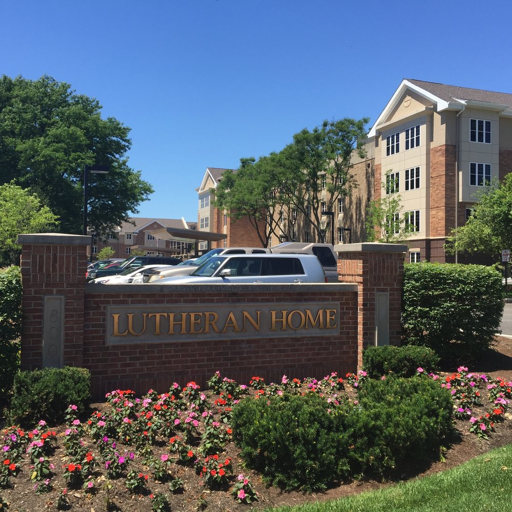 "Arlington Heights ""Lutheran Home"""