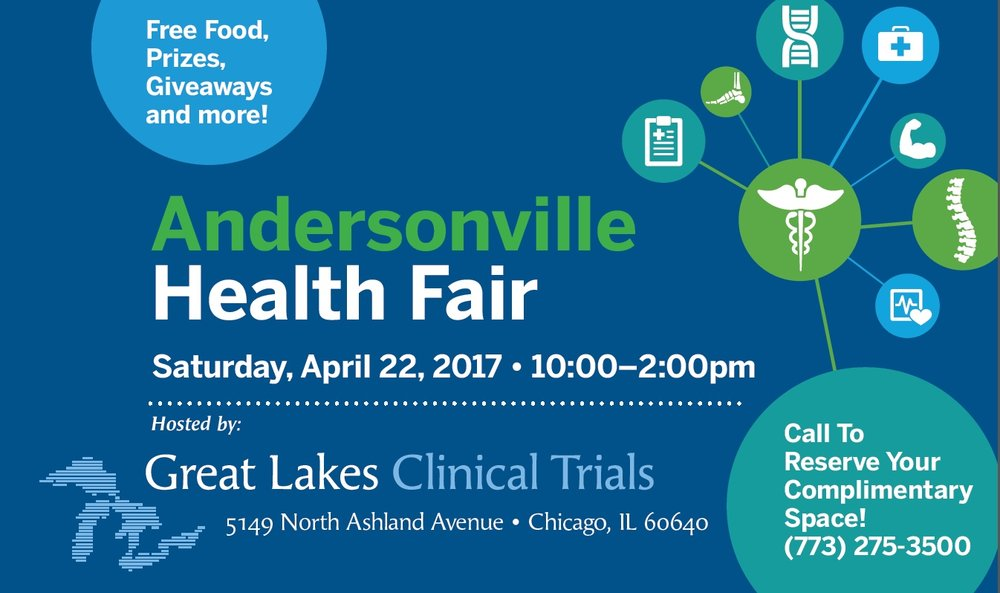 andersonville businesses donate 1500 in health fair raffle prizes