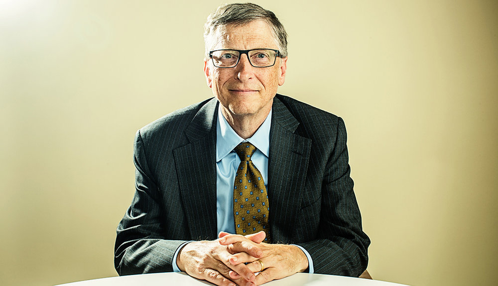 Bill Gates Donates $100 Million to Help Find a Cure for Alzheimer's Disease