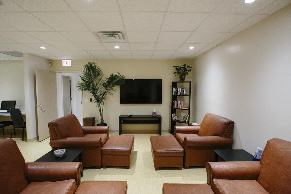 Patient Lounge
