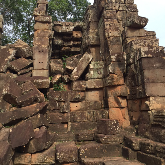 Re-Building Angkor Wat