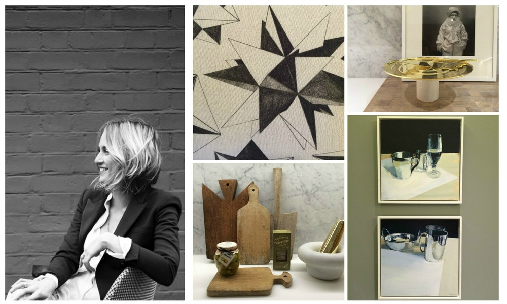 Sophie Ashby and glimpses of details from her latest project Craven Street, while it was in process from her Instagram