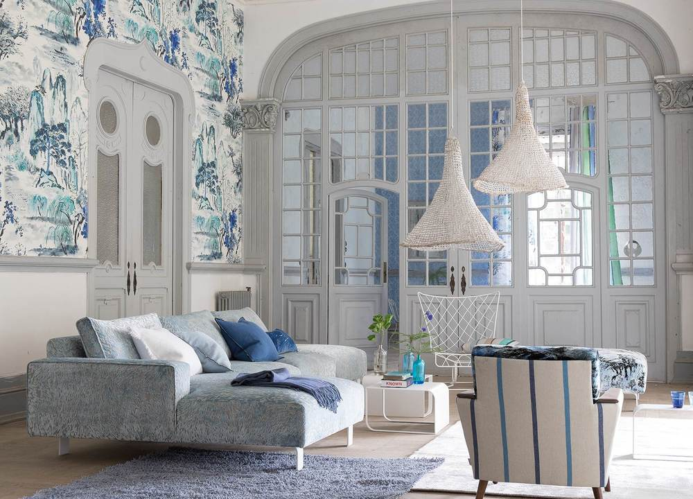 Shanghai Garden Collection From Designers Guild Summer 2015