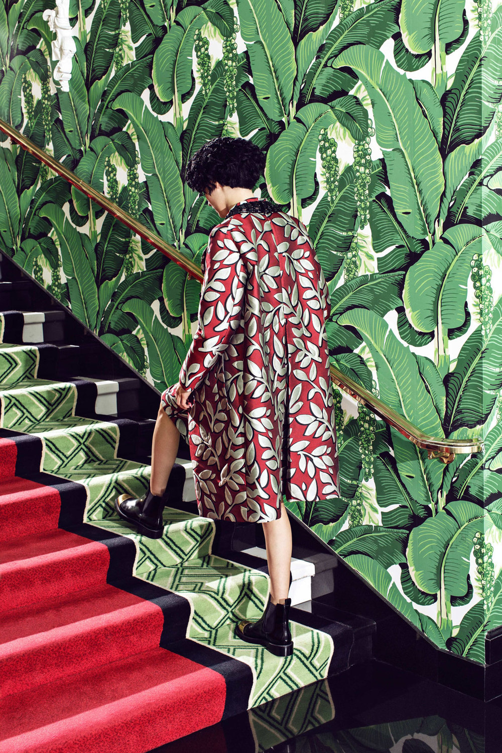 Prints on Prints: Fall's Most Vibrant, Decadent Patterns