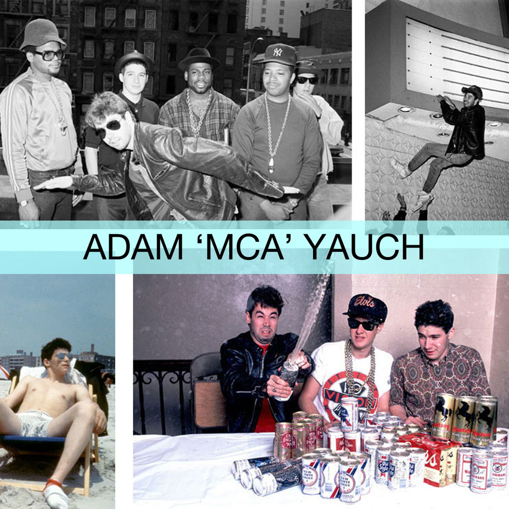 "A Look Back at Adam ""MCA"" Yauch  for  New York Magazine 's Vulture.com  May 2012"