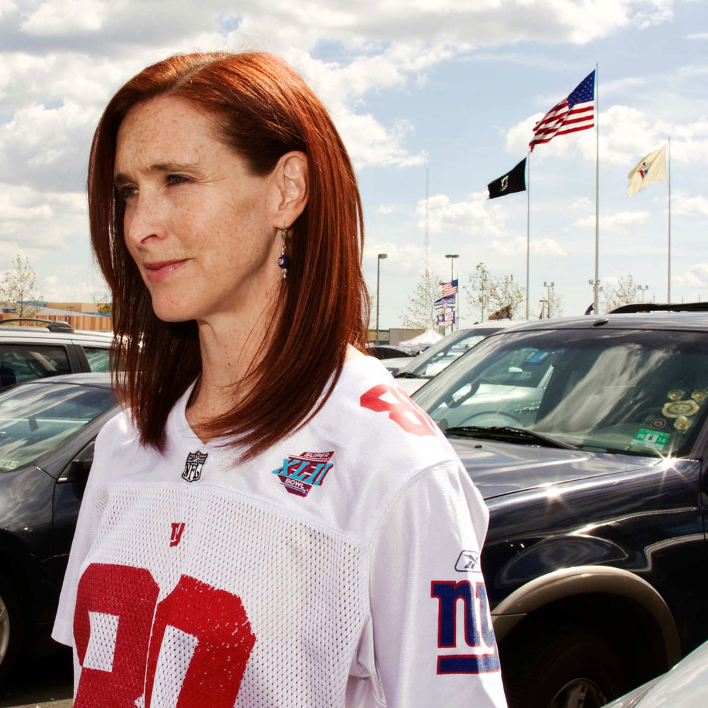 Football Femmes for  New York Magazine 's The Cut, September 2012  Photos by  Amy Lombard