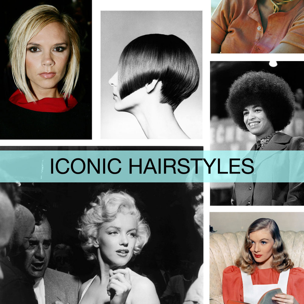 The 50 Most Iconic Hairstyles of All Time  for  New York Magazine 's The Cut  October 2013