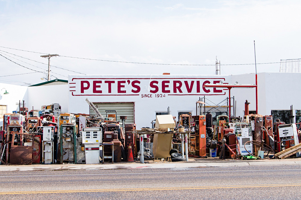 Pete's Service