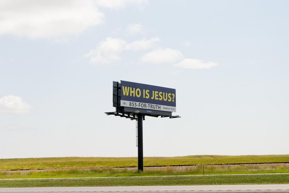 Jesus Who?