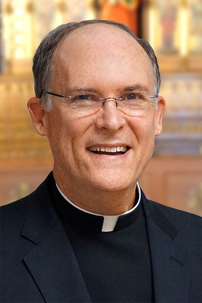 Father Lawrence Larry McBrady