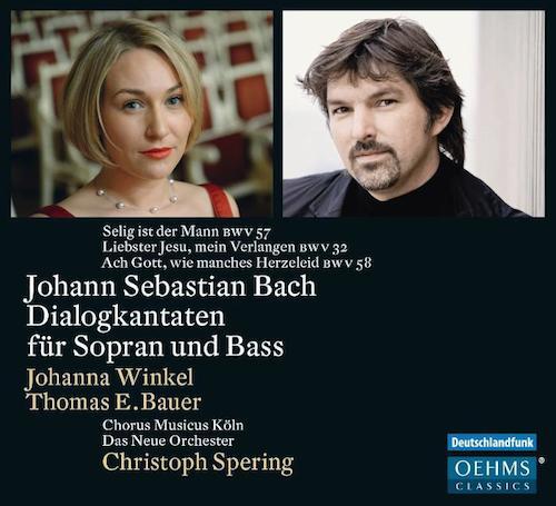Johann Sebastian Bach - Dialogkantaten