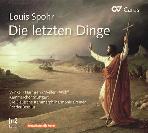 Louis Spohr - Die letzten Dinge