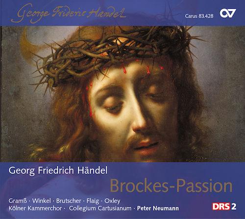 Georg Friedrich Händel - Brockes-Passion