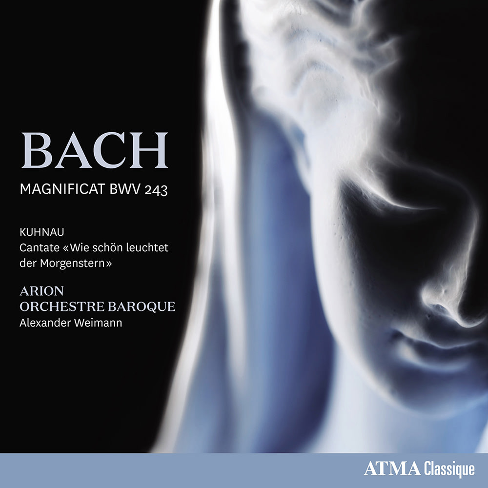 Bach Magnificat BWV 243 Arion Orchestre Baroque