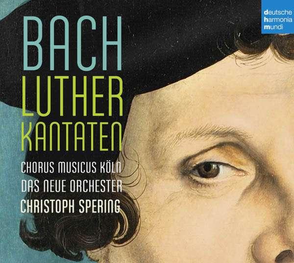 Bach Lutherkantaten