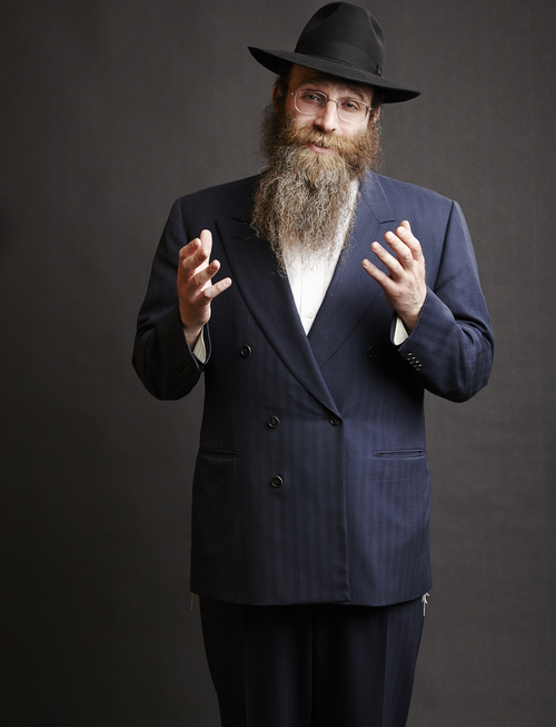RABBI LEVI KAPLAN