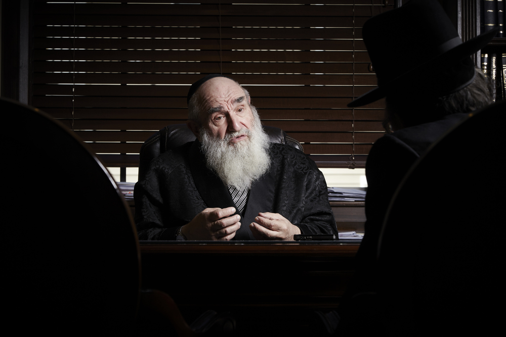 RABBI REUVEN FEINSTEIN