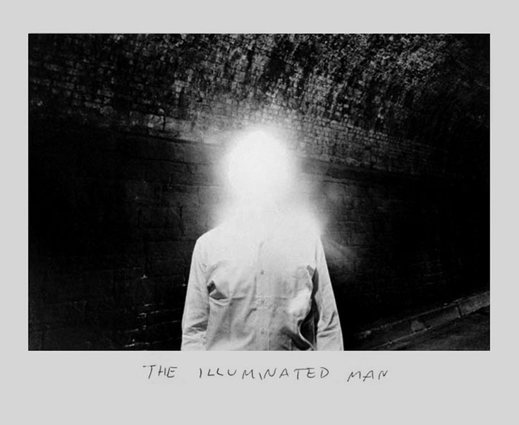"Duane Michaels, ""Illuminated Man,"" 1968"