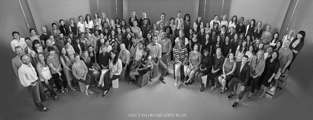 ANN INC. CREATIVE TEAM