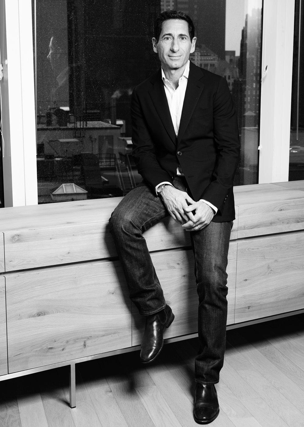Gary Muto CEO Ann Inc. (agency - JWT Inside)