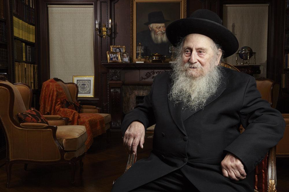 RABBI DOVID MOSHE LIEBERMAN