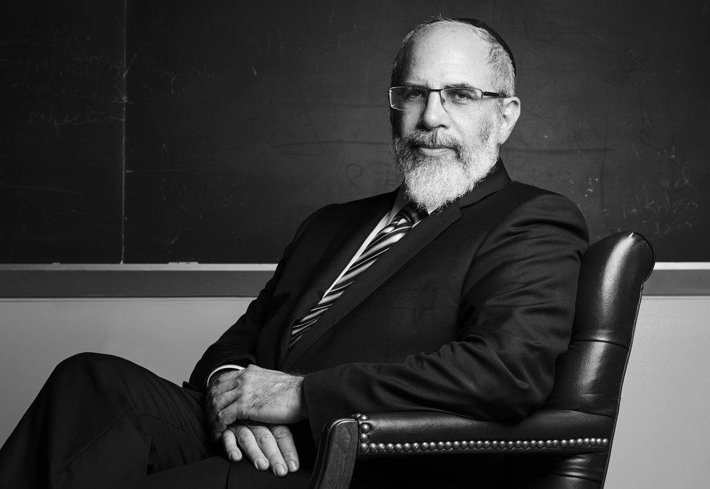 DR. HENRY ABRAMSON, DEAN TOURO COLLEGE, HISTORIAN