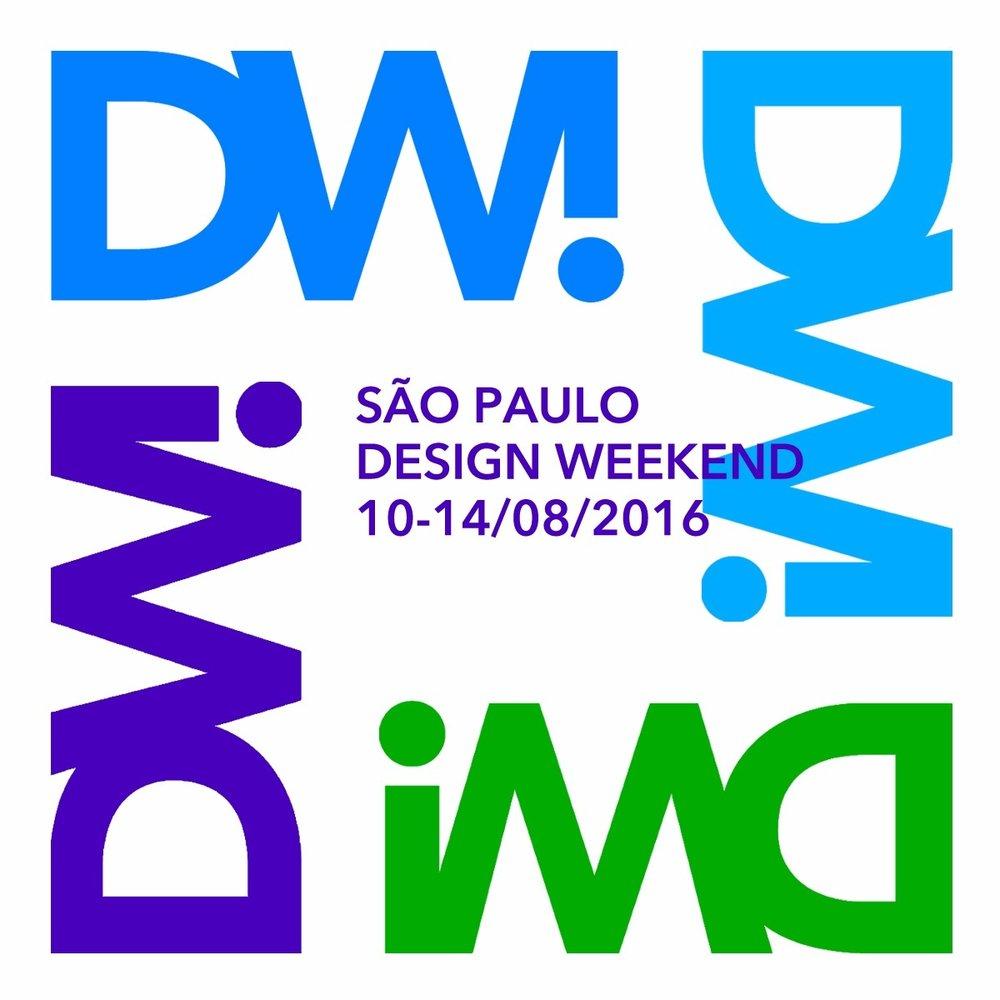 São Paulo Design Weekend 2016