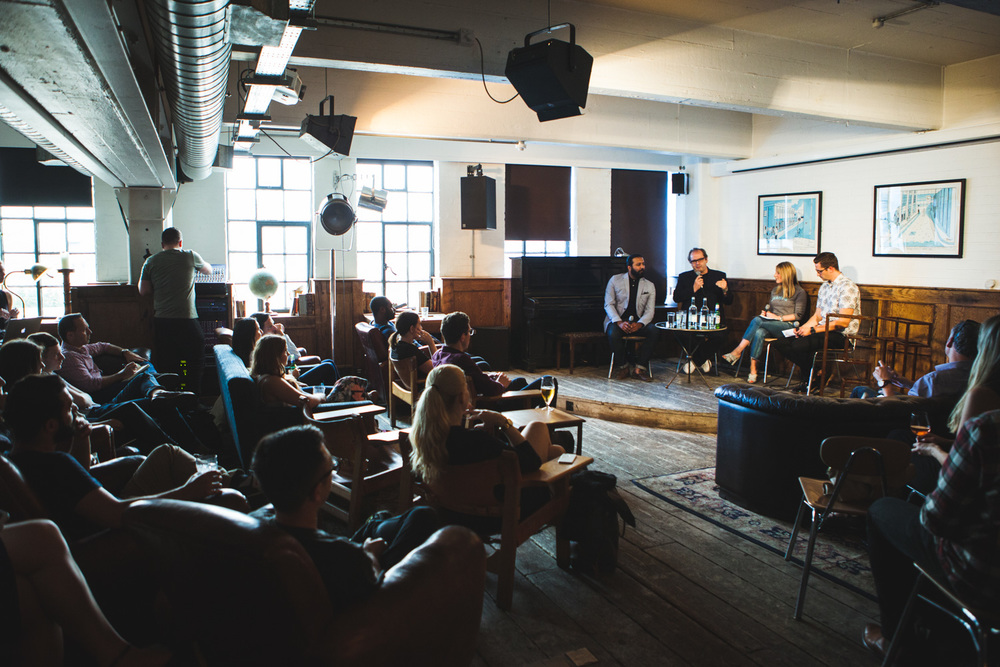 FashTech Talks: Luxe in Flux at Shoreditch House - June 2016