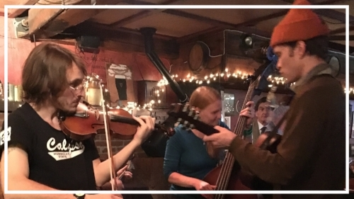 Monday Country Bluegrass Jam