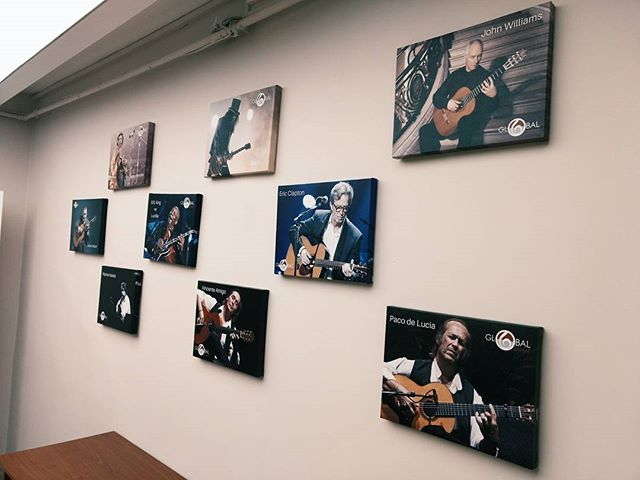 Efsaneler duvarı 🎸 #gitar #müzik #sanat