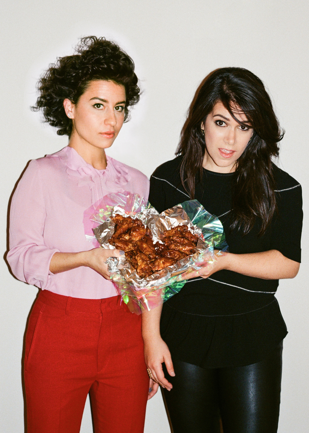 Ilana Glazer & Abbi Jacobson