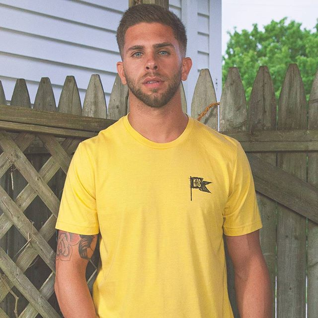 Kidrad Spring/Summer '17 just dropped. Premium tees designed in NJ, made in USA. Online only at kidradapparel.com. ⚡⛵🤙 . . #kidrad #pacsun #urbanoutfitters #uoonyou #OOTD #instafashion #surfnskate #localsonly #surfsup