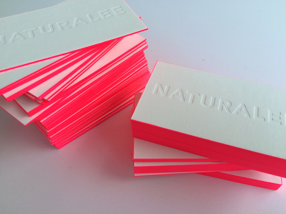The naturalee business cards swell press paper co swellpresspapernaturaleebizcards8g reheart Gallery