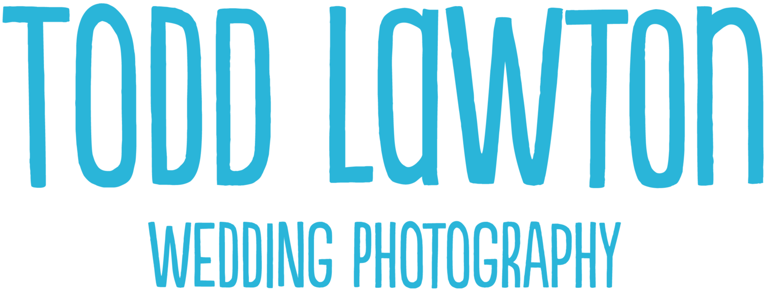 Relaxed and fun wedding photography - Todd Lawton Photography