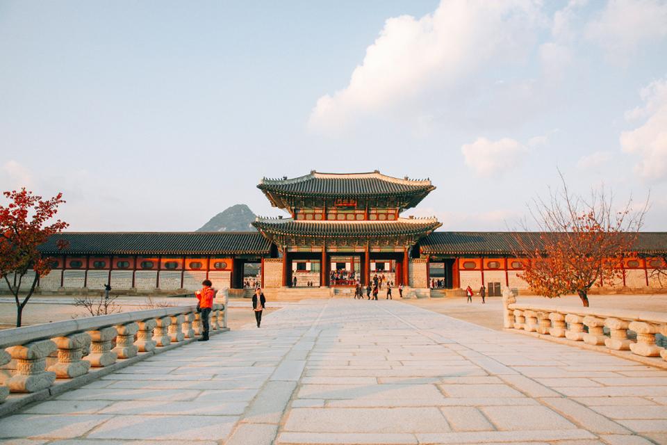 2014韓國自助korea trip◥ day 5. gyeongbokgung palace // 景福宮 尋找李暄王