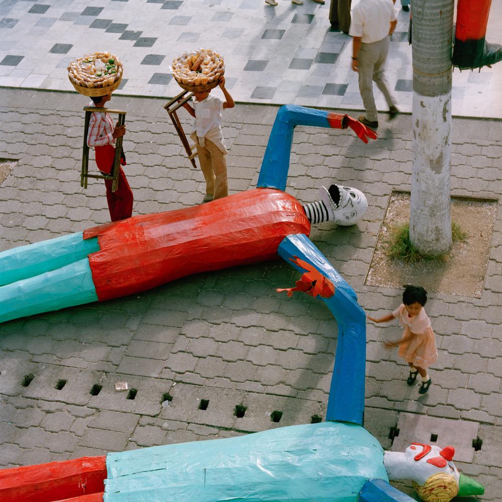Veracruz, México 1985