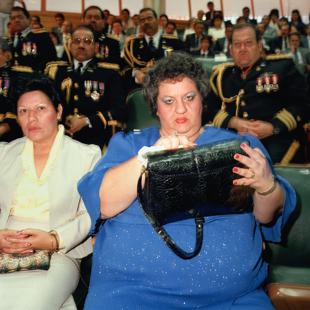 The General's Wife, Tegucigalpa, Honduras 1987
