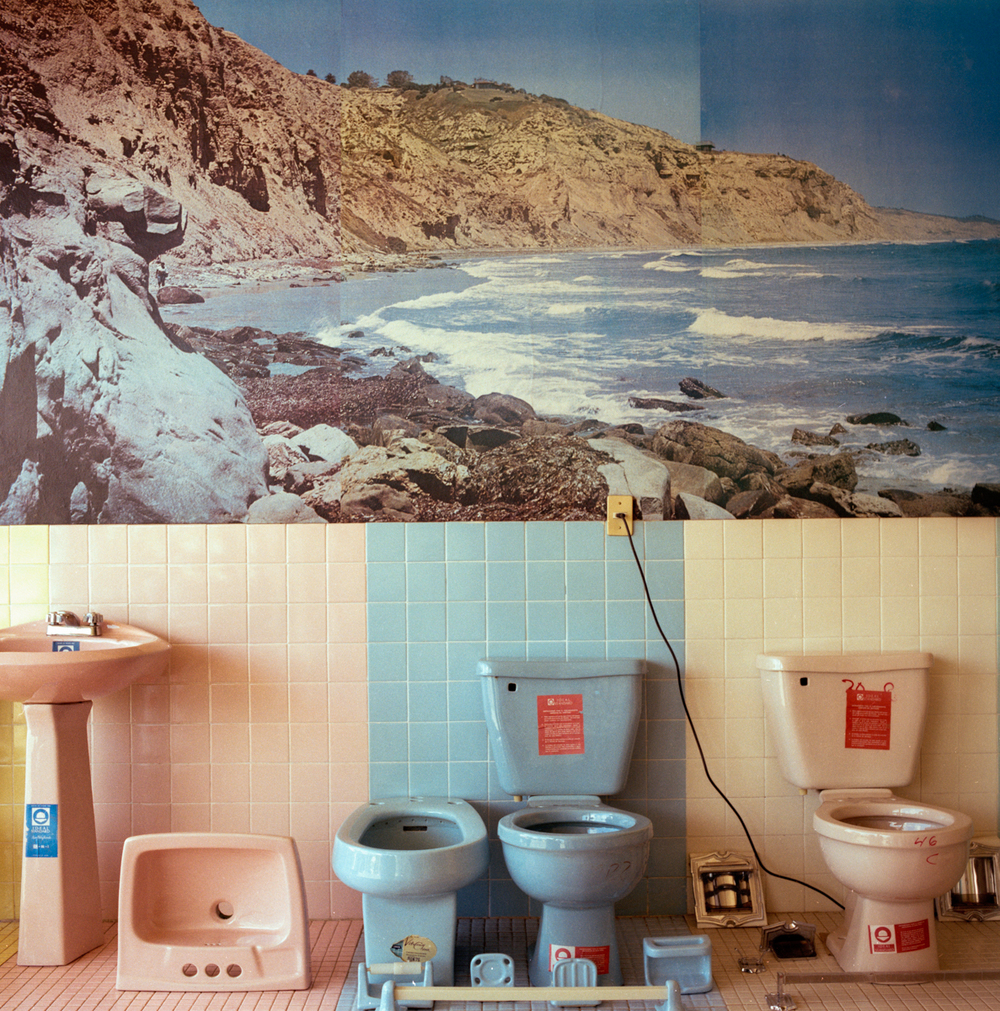 Bathroom Fixture Store, Santiago Tuxtla, México 1986