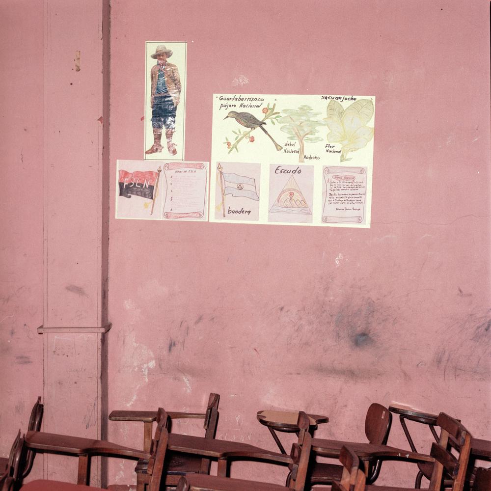 Classroom, León, Nicaragua